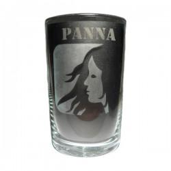 """Sklenička se znamením """"PANNA"""", varianta 1"""