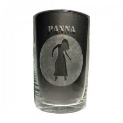"""Sklenička se znamením """"PANNA"""", varianta 3"""