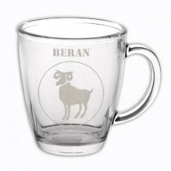 """Hrneček se znamením """"BERAN"""", varianta 2"""