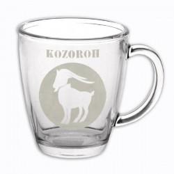 """Hrneček se znamením """"KOZOROH"""", varianta 3"""