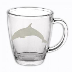 """Hrnek s """"delfínem"""""""